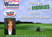 Whiteford Earns Coveted Farm Bureau Endorsement
