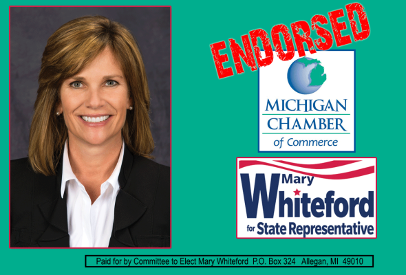 Whiteford Earns Michigan Chamber of Commerce Endorsement