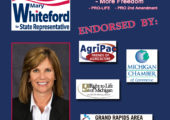 Mary Whiteford Endorsements